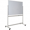 Portable non magnetic whiteboard