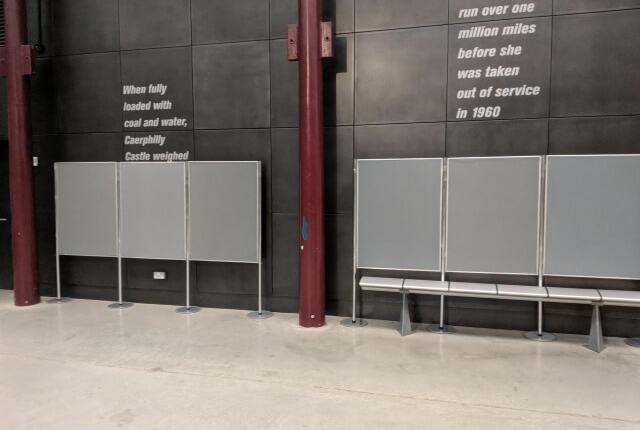 1200mm x 900mm - Portrait Display Boards - 2