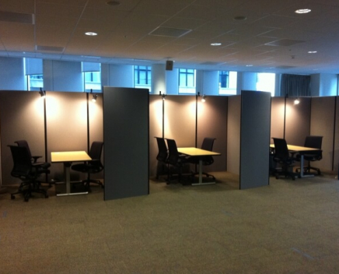 2m x 1m Room Divider Hire - 3