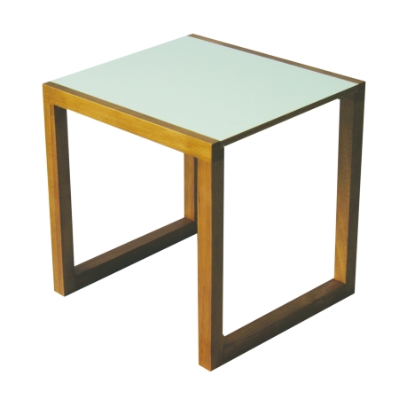 CF07 Kenstal square coffee table hire