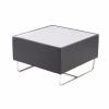 CF27 Coronet coffee table hire - Black