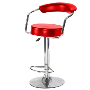 DE46 Comfort stool hire - Red