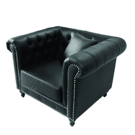 LS93 Chesterfield lounge armchair hire