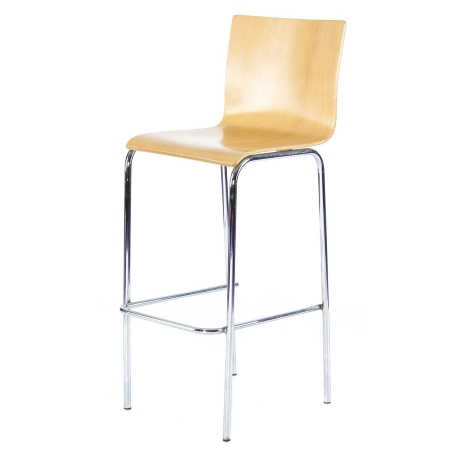 ST11 Space bar stool hire