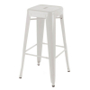 ST20 Tolix White stool hire