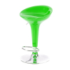 ST40 Sputnik bar stool hire - Green