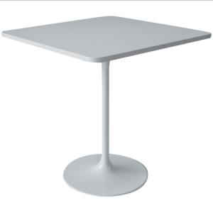 TB28 Fleur square bistro table hire