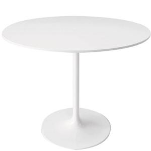TB29 Fleur round bistro table hire