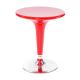 TB80 Sputnik bar table hire - Red
