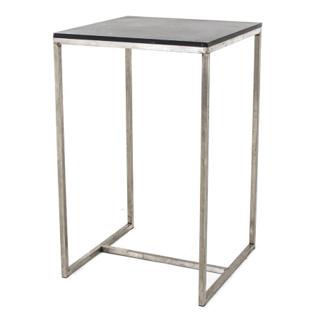 TB81 Sleek bar table hire