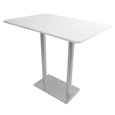 TB91 Podium bar table hire