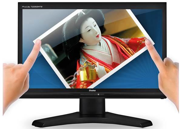 21.5 inch touch screen hire - iiyama T2250MTS