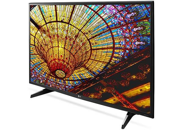 49 inch LED screen hire - LG 49UH610V