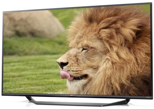 55 inch LED screen hire - LG 55UF770V