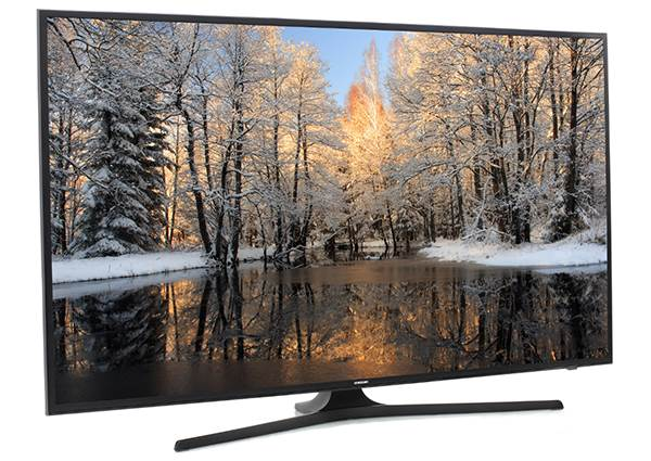 65 inch LED screen hire - Samsung UE65KU6000