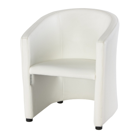 LS16 Florence chair hire - White
