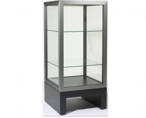 High security museum display case - Empty