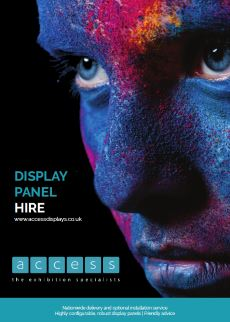 Display Panel Hire