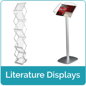 Literature Displays
