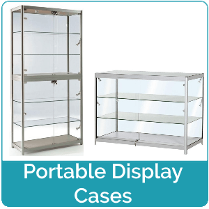 Portable Display Cases