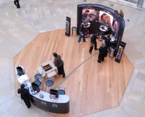 Shopping centre display at Bullring Shopping Centre - 3