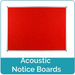 Acoustic Notice Boards
