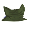 DE112 Bean Bag for hire - Khaki Green