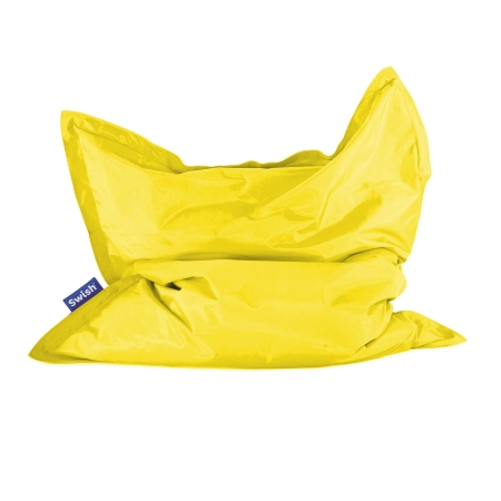 DE112 Bean Bag for hire - Yellow