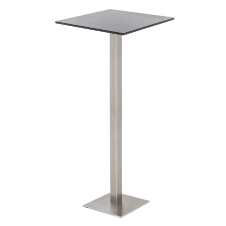 TB83 Quad bar table for hire