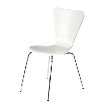 BS10 Linear Bistro Chair for hire