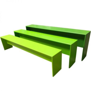 BS33 Linear Step Bench for hire