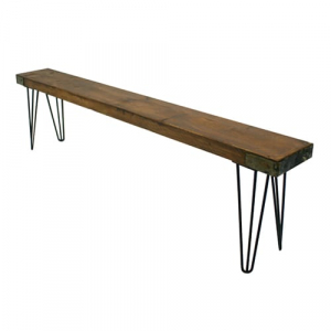 EV01 Urban Bench for hire