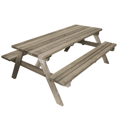 GF07 Cotswold Picnic Bench for hire
