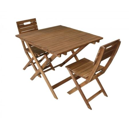 GF08 Henley Table with Chairs for hire