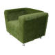 GF10 Wembley Grass Armchair for hire