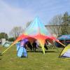 Star Tent Outdoor Display - 2