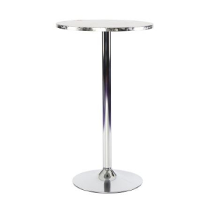 TB51 Luna bar table for hire