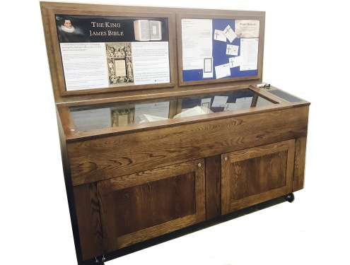 Wooden Glass Display Cases