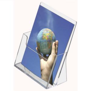 A4 Clear Leaflet Holder