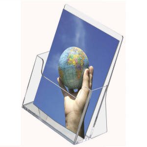 A5 Clear Leaflet Holder