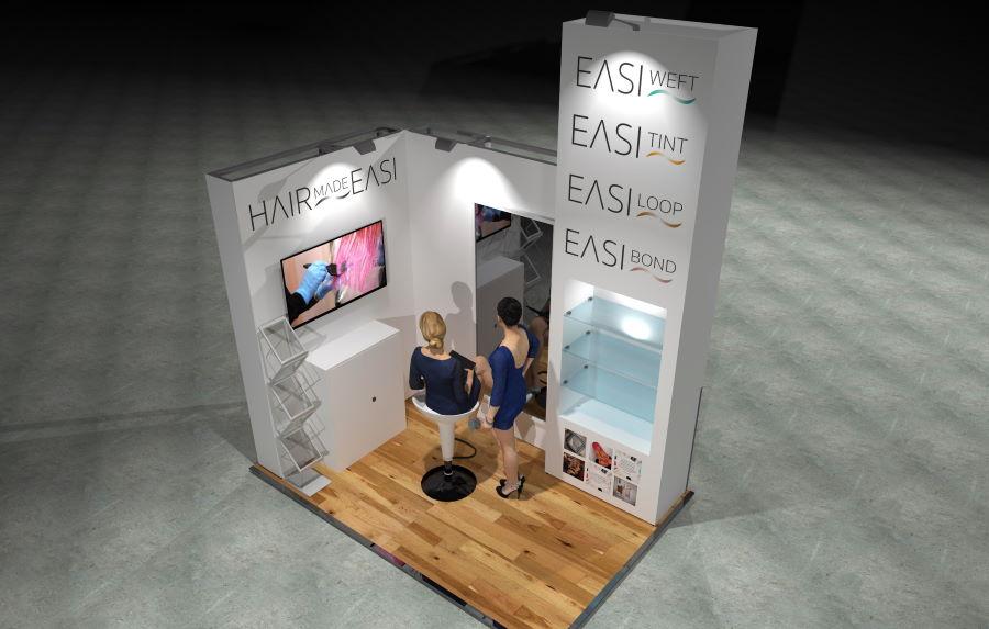 3m x 2m Modular Exhibition Stand - 3