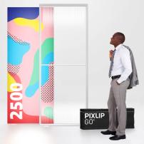 1000mm x 2500mm PIXLIP GO Fabric Lightbox