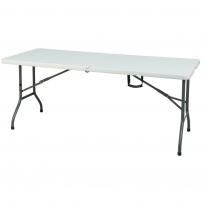 6ft Folding Trestle Table
