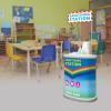 Premium Sanitising Station Counter in School