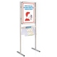 A1 poster board stand