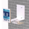 Desk or Wall Mount Sanitising Station - Wall Mounting