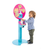 Kids Sanitising Station - Pink Hands Design 3
