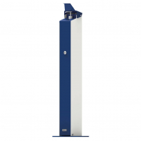 Pressgel outdoor sanitising station - freestanding