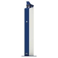 Pressgel outdoor sanitising station - freestanding