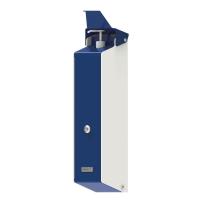 Pressgel outdoor sanitising station - wall mount
